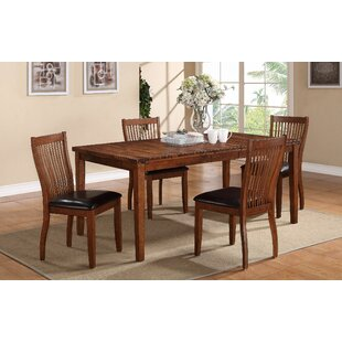 Buying Blanco Point Extendable Solid Wood Dining Table ByLoon Peak