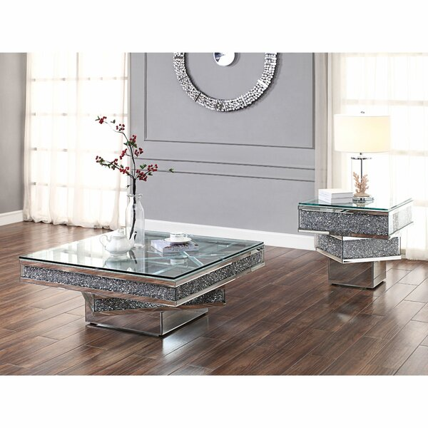 Aberdeen Coffee Table By Everly Quinn