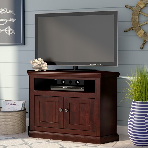 Didier Corner Unit TV Stand by World Menagerie
