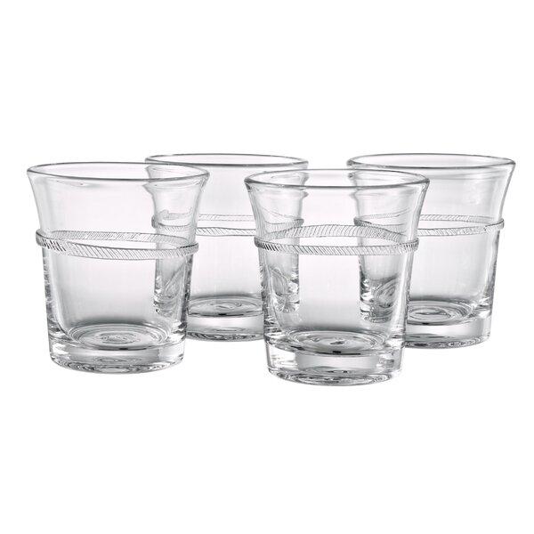 Juniper 8 Oz. DOF Glass (Set of 4) by Artland