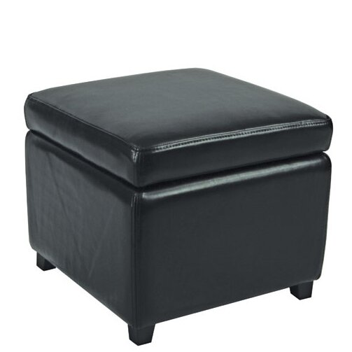 Jonathan Storage Ottoman by Safavieh
