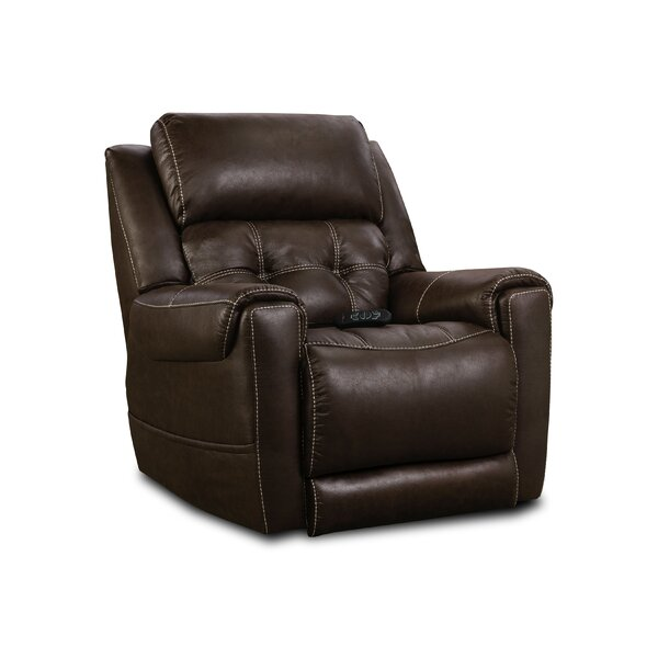 Belmond Triple Power Recliner By Red Barrel Studio