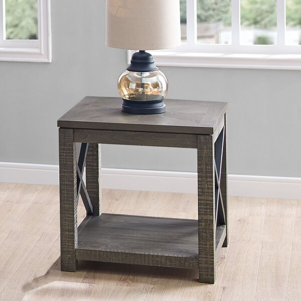 Vosgan End Table By Gracie Oaks