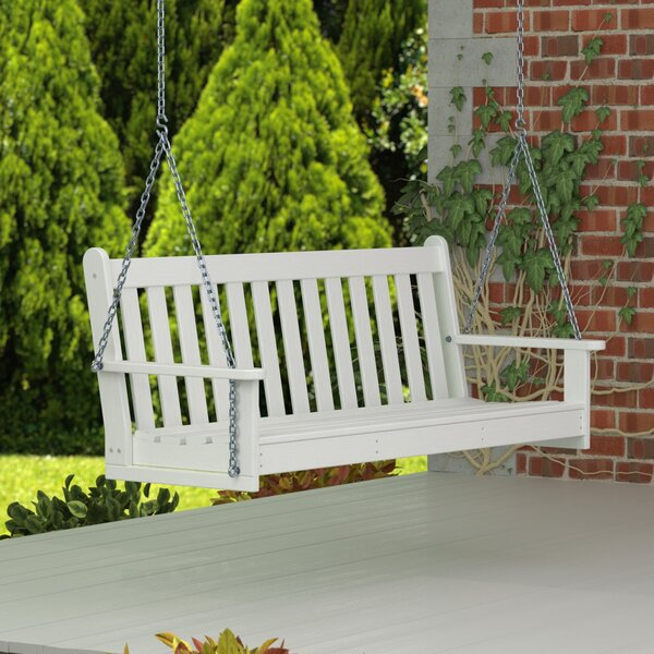 "Vineyard 60"" Porch Swing by POLYWOOD®"