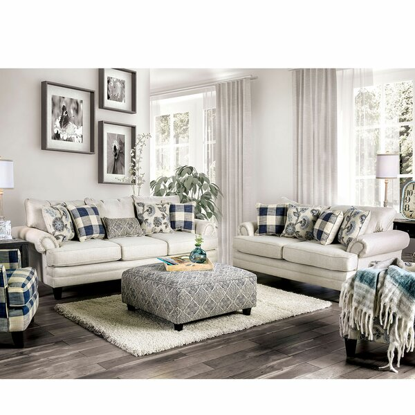 #2 Mandalay 2 Piece Living Room Set By Canora Grey Today Sale Only