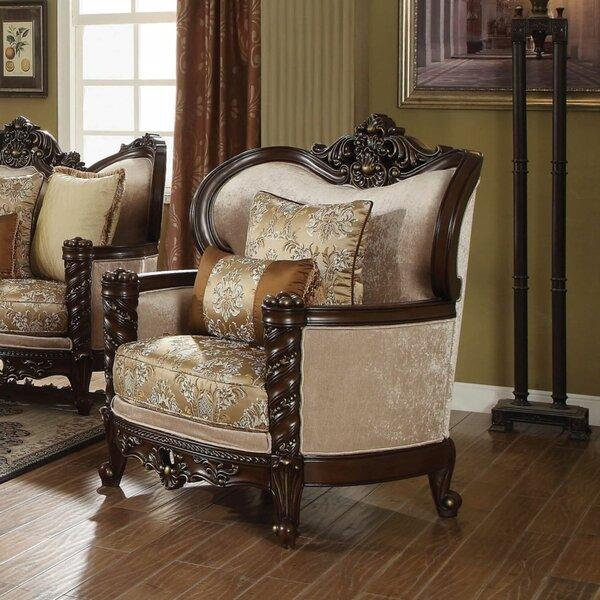 Sturm Wingback Chair By Astoria Grand