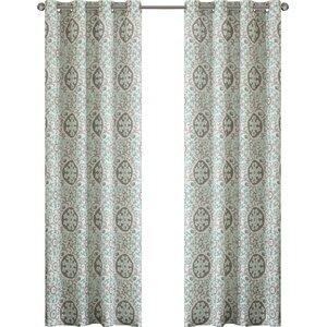 Fleta Single Curtain Panel