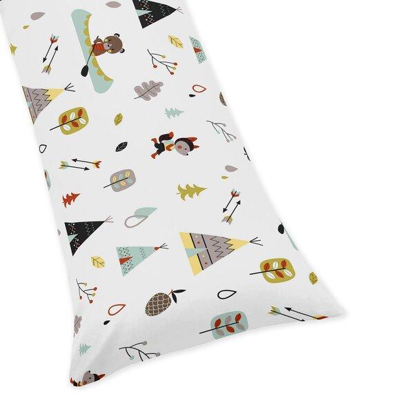 Outdoor Adventure Body Pillow Case by Sweet Jojo Designs
