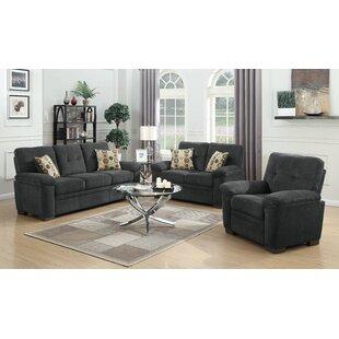 Elyette Upholstered Configurable Living Room Set by Red Barrel Studio®