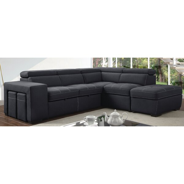 Ruthe Sleeper Sectional by Latitude Run