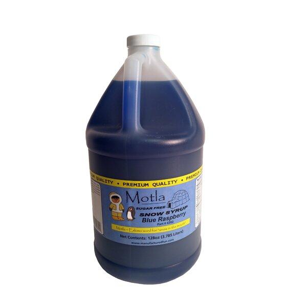 Motla Sugar Free Sno Cone Syrup by Paragon International