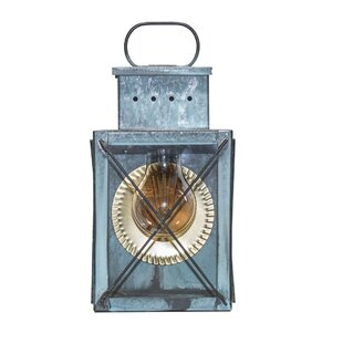Purchase Wildes Outdoor Wall Lantern By Breakwater Bay