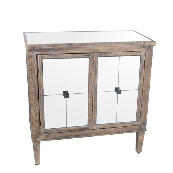 Ringling 2 Door Accent Cabinet by Bungalow Rose