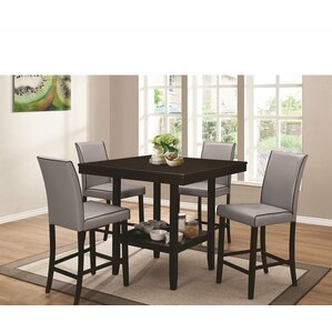 flynn counter height dining table. beautiful ideas. Home Design Ideas
