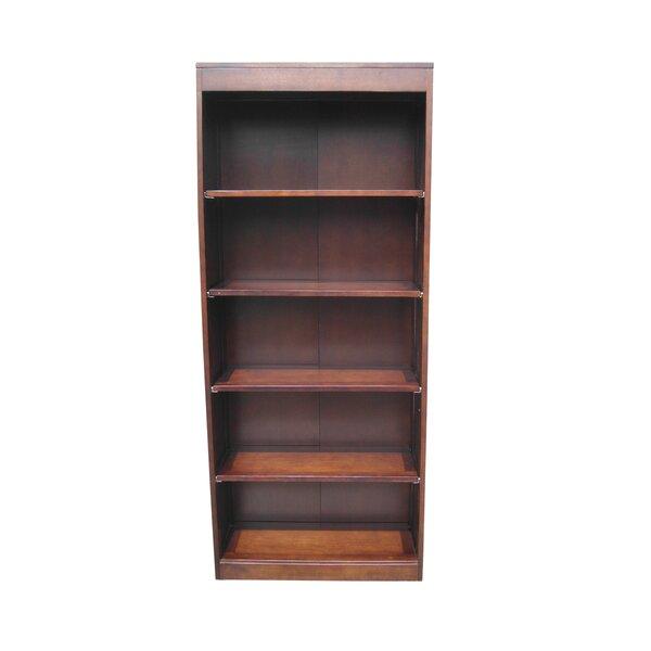 Mercurio Standard Bookcase By Charlton Home