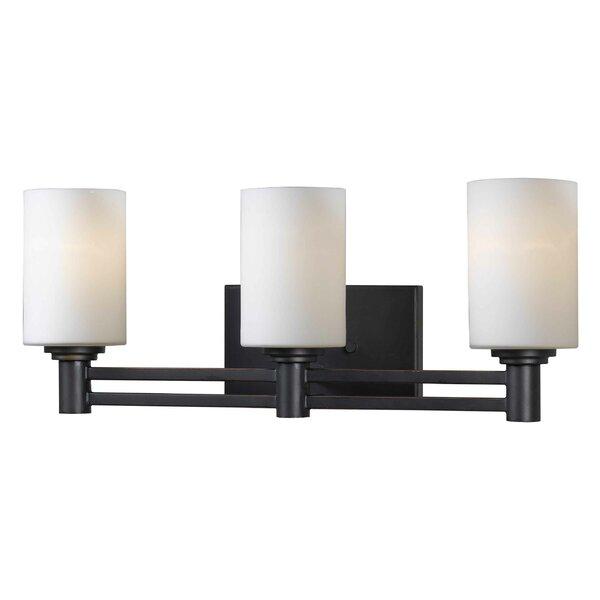 Keene 3-Light Vanity Light by Wildon Home ®