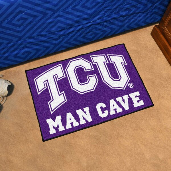 Texas Christian University Doormat by FANMATS