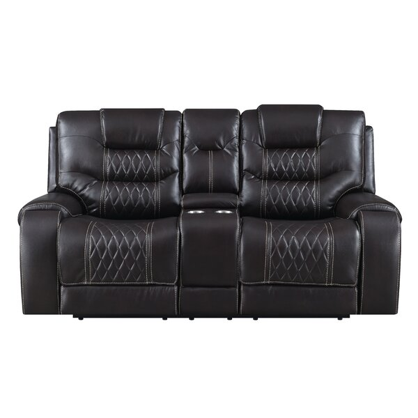 BrygonCreek Reclining Loveseat By Latitude Run