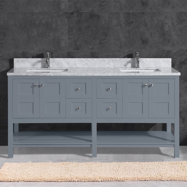 Amira 72 W x 33.5 H Cabinet