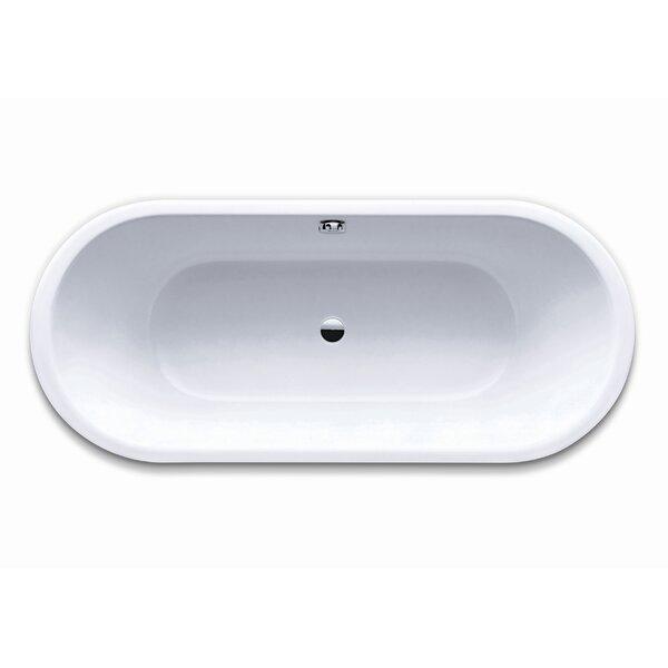 Klassikduo 71 x 32 Soaking Bathtub by Kaldewei