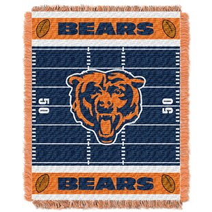 Compare prices NFL Bears Field Baby Blanket ByNorthwest Co.