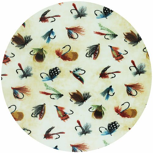 Gone Fishing Trivet by Andreas Silicone Trivets
