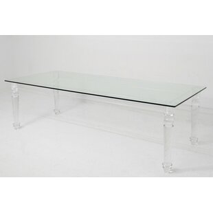 Find a Lucite Beverly Hills Dining Table by ModShop