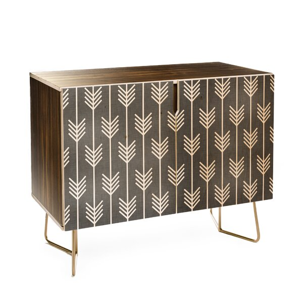 Holli Zollinger 2 Door Accent Cabinet by East Urban Home
