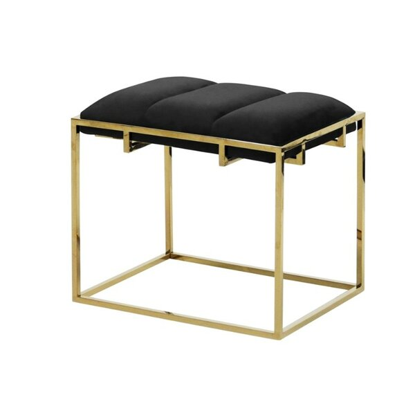 Keithley Glamorous Accent Stool by Mercer41