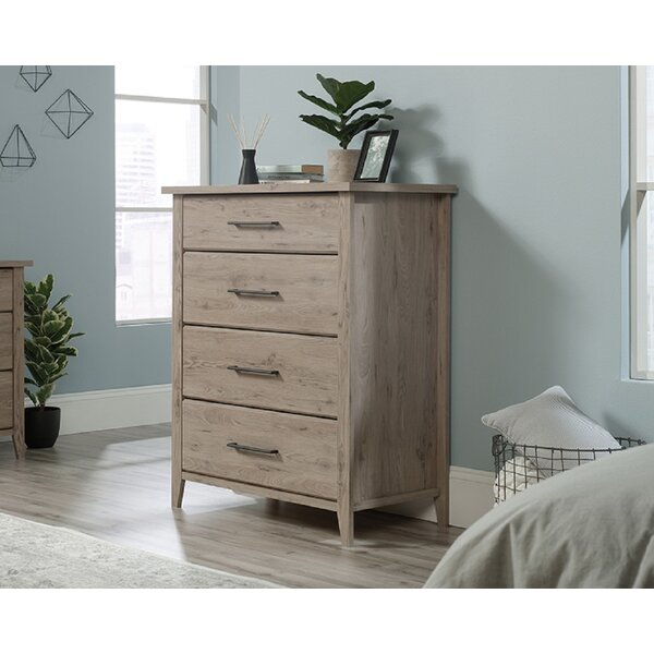 Neubauer 4 Drawer Standard Chest by Union Rustic