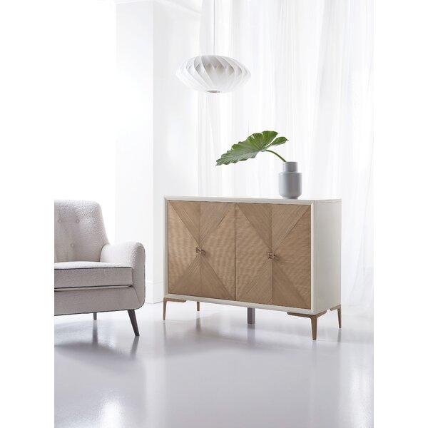 Melange 46-inch Wide Server By Hooker Furniture