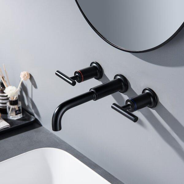 Wall Mounted Bathroom Faucet