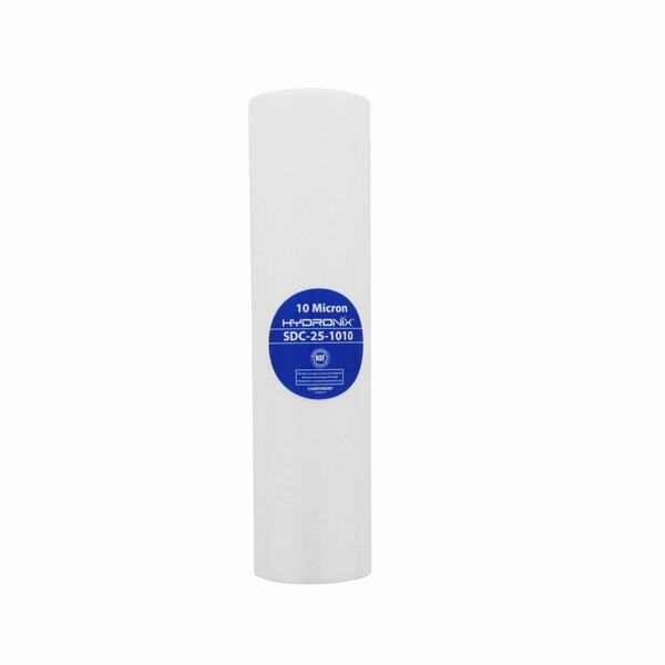 NSF Sediment Refrigerator Replacement Filter by Hydronix