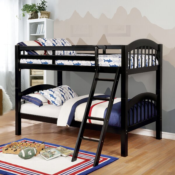 Sturges Twin over Twin Bunk Bed by Harriet Bee