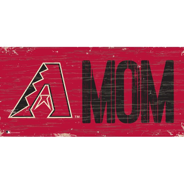 Mom Sign Wall Décor by Fan Creations