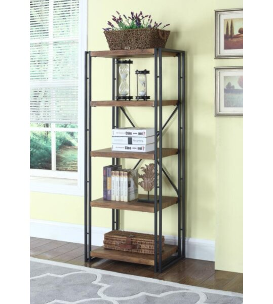 Dolson Standard Bookcase by Gracie Oaks