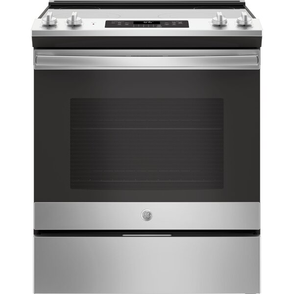 30 Slide-In Electric Range by GE Appliances30 Slide-In Electric Range by GE Appliances