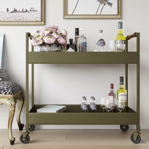 Stella Bar Cart by Novogratz