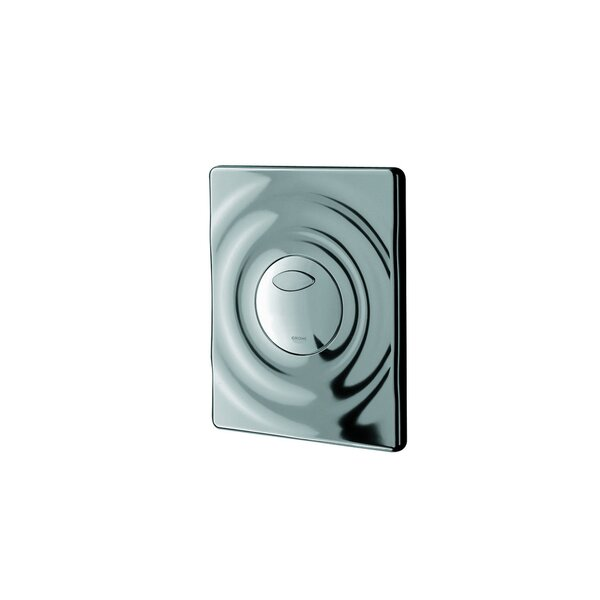 Surf Actuation Wall Plate by Grohe