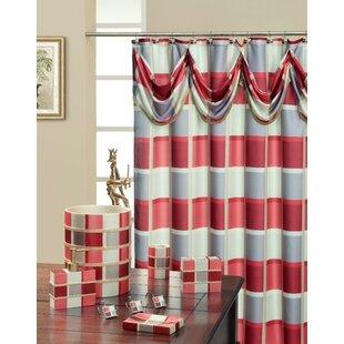 Check Prices Madison Decorative Shower Curtain ByDaniels Bath