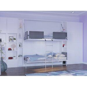 butcombe twin murphy bed