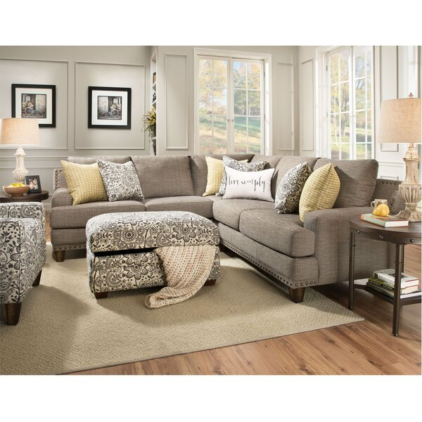 Stockbridge Sectional by Canora Grey