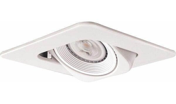 Low Voltage Square 4 Recessed Trim by Elco Lighting