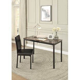 Great Price Quinn Writing Desk and Chair Set By Zipcode Design