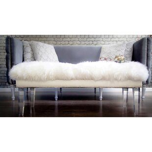 Best Reviews Ottavia Upholstered Bench By Willa Arlo Interiors