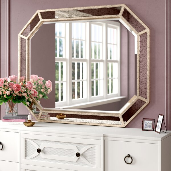 Sorrel Dresser Mirror by Rosdorf Park