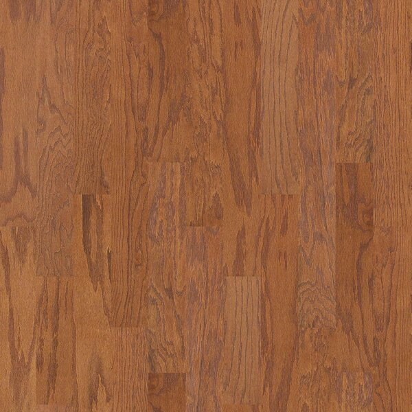 Oak Grove 5 Engineered Red Oak Hardwood Flooring in Laurel by Shaw Floors