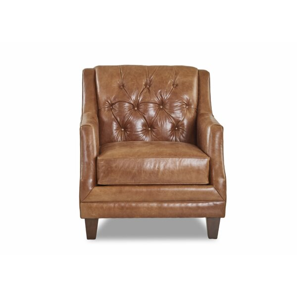 Kashvi Leather Configurable Living Room Set by Darby Home Co
