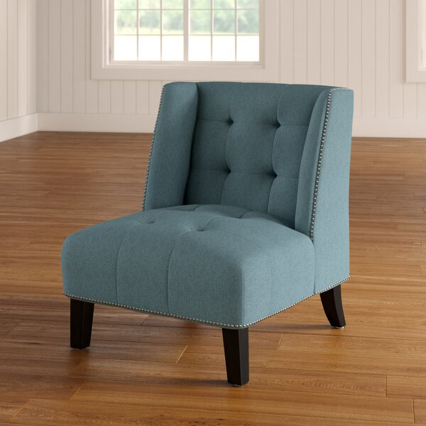 Friar Wingback Chair by Charlton Home
