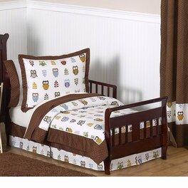 Night Owl 5 Piece Toddler Bedding Set by Sweet Jojo Designs